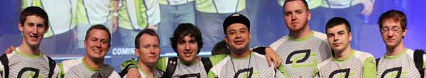 Optic Gaming Team Photo